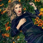 HARPER'S BAZAAR KAZAKHSTAN: Angela Lindvall by Sophy Holland