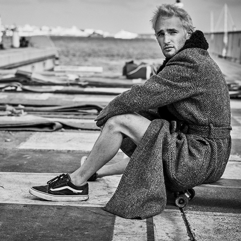 L'UOMO VOGUE Hopper Jack Penn by Matthew Brookes. Ruska Bergman, August 2016, www.imageamplified.com, Image Amplified3