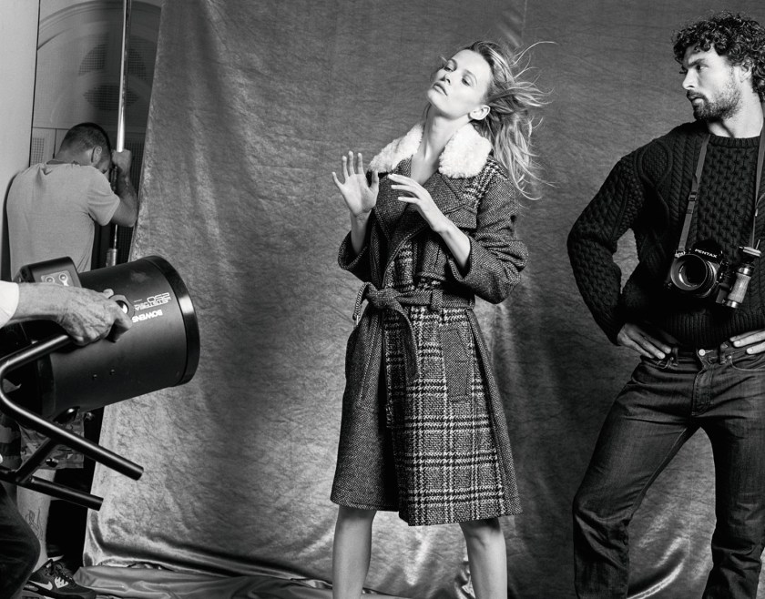 PORTER MAGAZINE Edita Vilkeviciute & Walter Savage by Bruce Weber. Alex White, Fall 2016, www.imageamplified.com, Image Amplified3