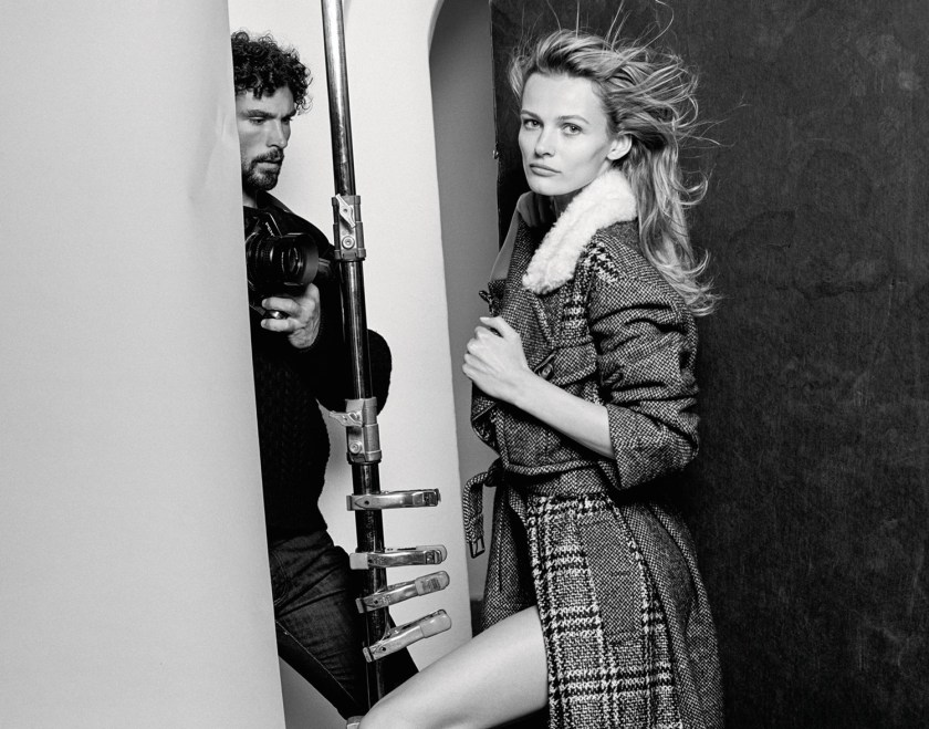 PORTER MAGAZINE Edita Vilkeviciute & Walter Savage by Bruce Weber. Alex White, Fall 2016, www.imageamplified.com, Image Amplified4