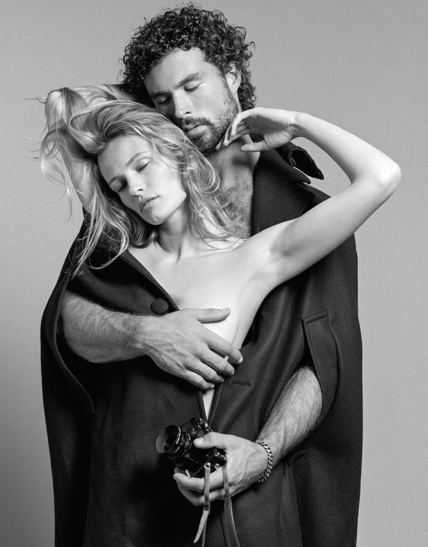 PORTER MAGAZINE Edita Vilkeviciute & Walter Savage by Bruce Weber. Alex White, Fall 2016, www.imageamplified.com, Image Amplified10