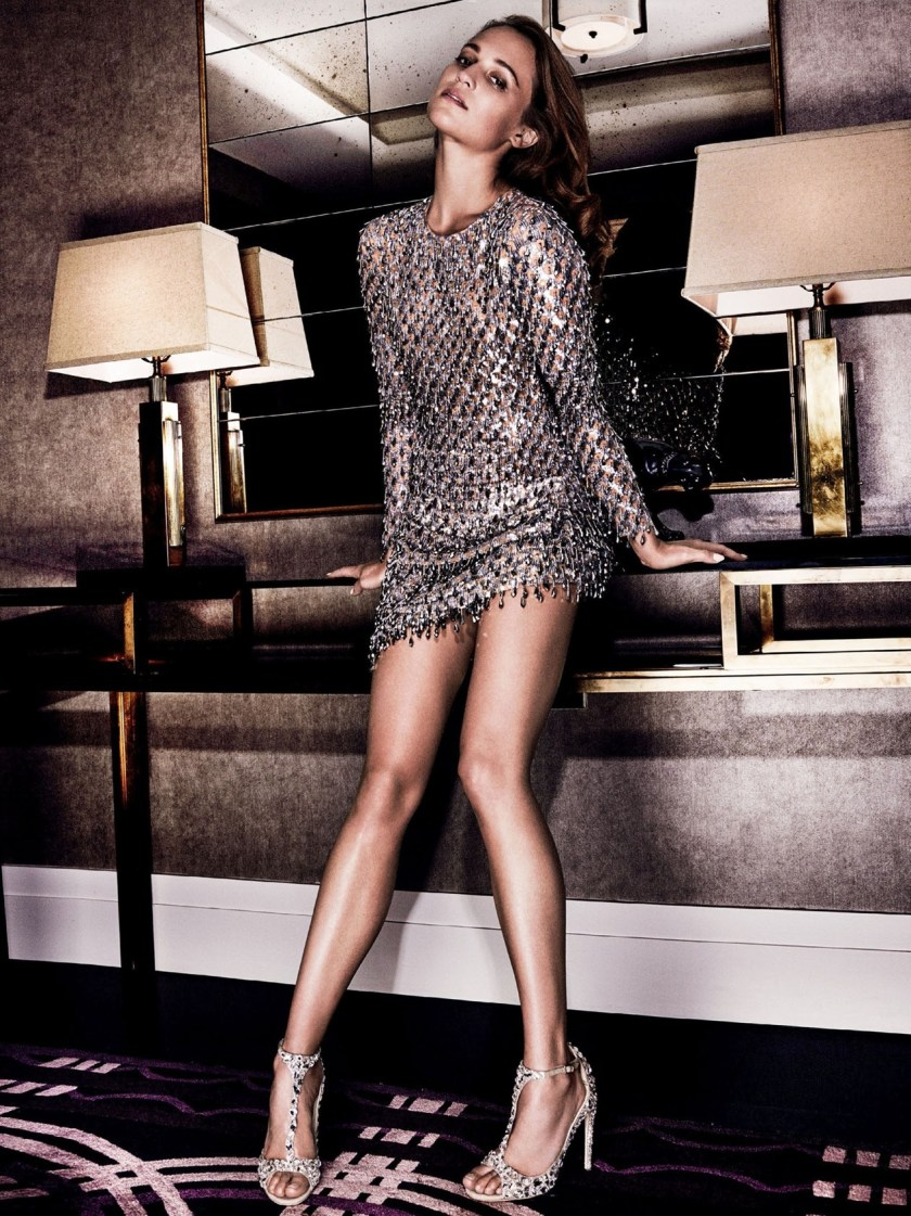 VANITY FAIR MAGAZINE Alicia Vikander by Mario Testing. Jessica Diehl, September 2016, www.imageamplified.com, Image Amplified9