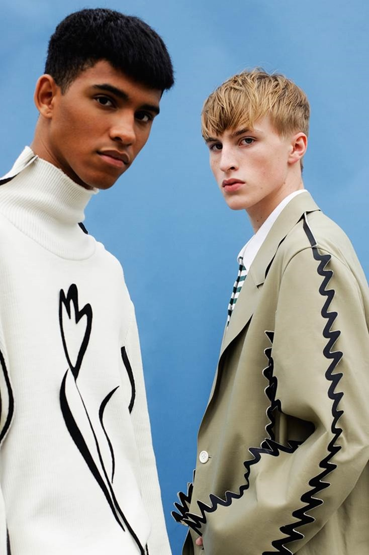VMAN MAGAZINE Juan Carlos Diaz & Sam Clay by Mat   Kat. Fall 2016, www.imageamplified.com, Image Amplified1