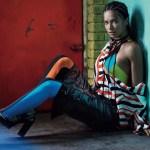 VOGUE BRAZIL: Adriana Lima by Greg Kadel
