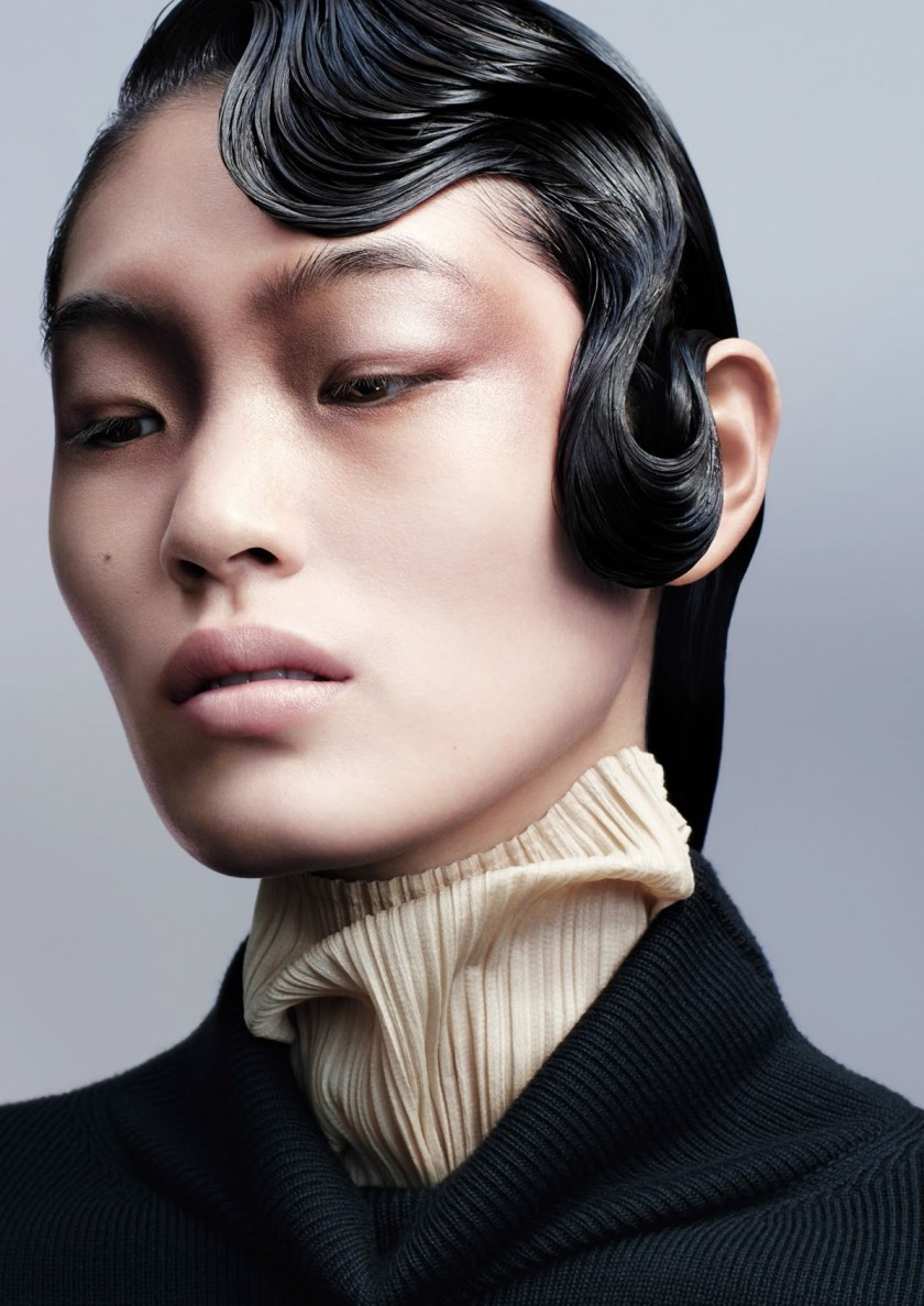 VOGUE CHINA Chiharu Okunugi by Benjamin Lennox. Ethel Park, September 2016, www.imageamplified.com, Image Amplified4
