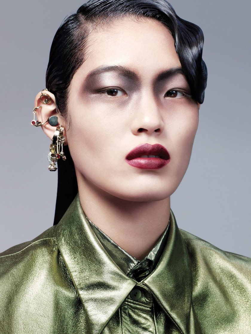 VOGUE CHINA Chiharu Okunugi by Benjamin Lennox. Ethel Park, September 2016, www.imageamplified.com, Image Amplified5