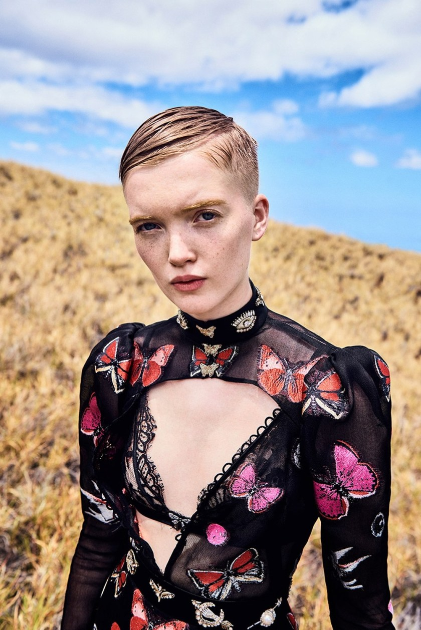 VOGUE CHINA Ruth Bell by Ryan McGinley. Daniela Paudice, September 2016, www.imageamplified.com, Image Amplified3