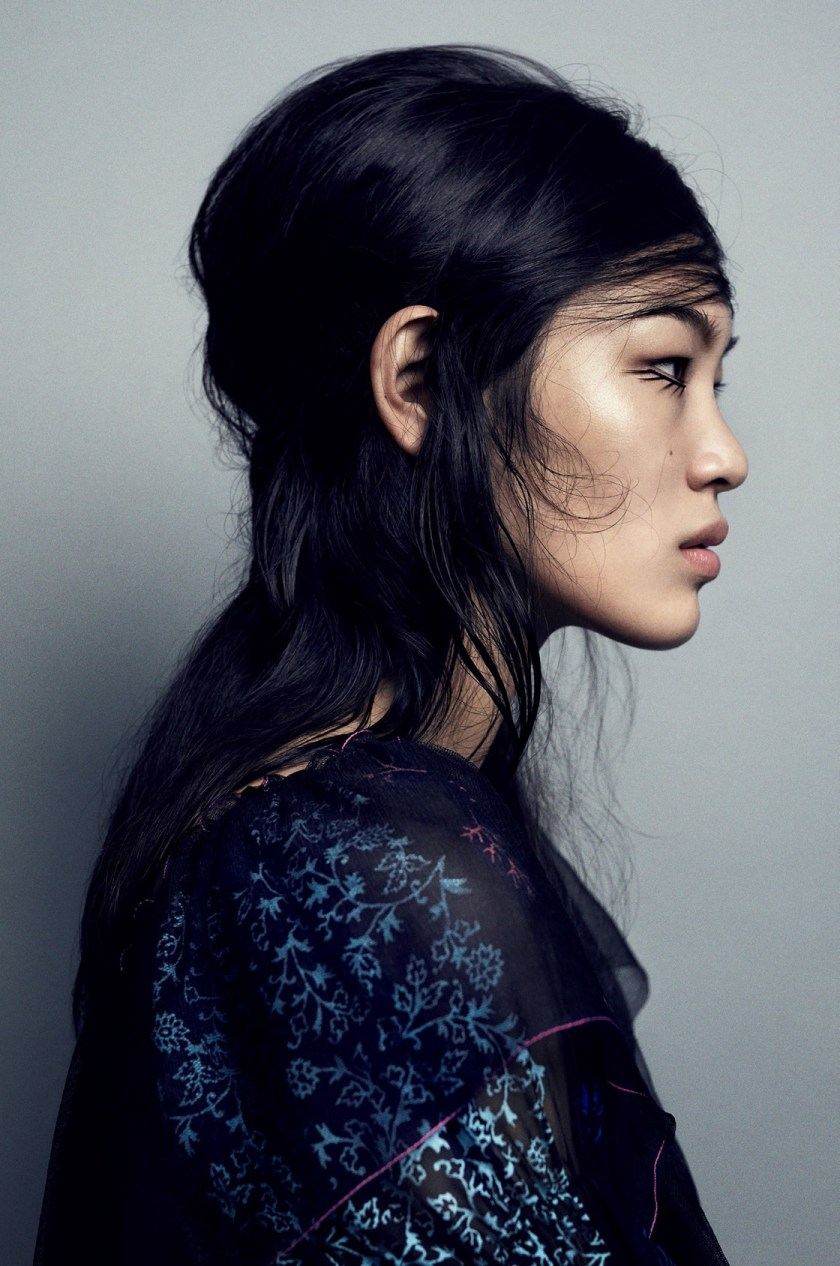 VOGUE JAPAN The Face of Asia by Marcus Ohlsson. Charles Varenne, September 2016, www.imageamplified.com, Image Amplified7