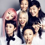 VOGUE JAPAN: The Face of Asia by Marcus Ohlsson