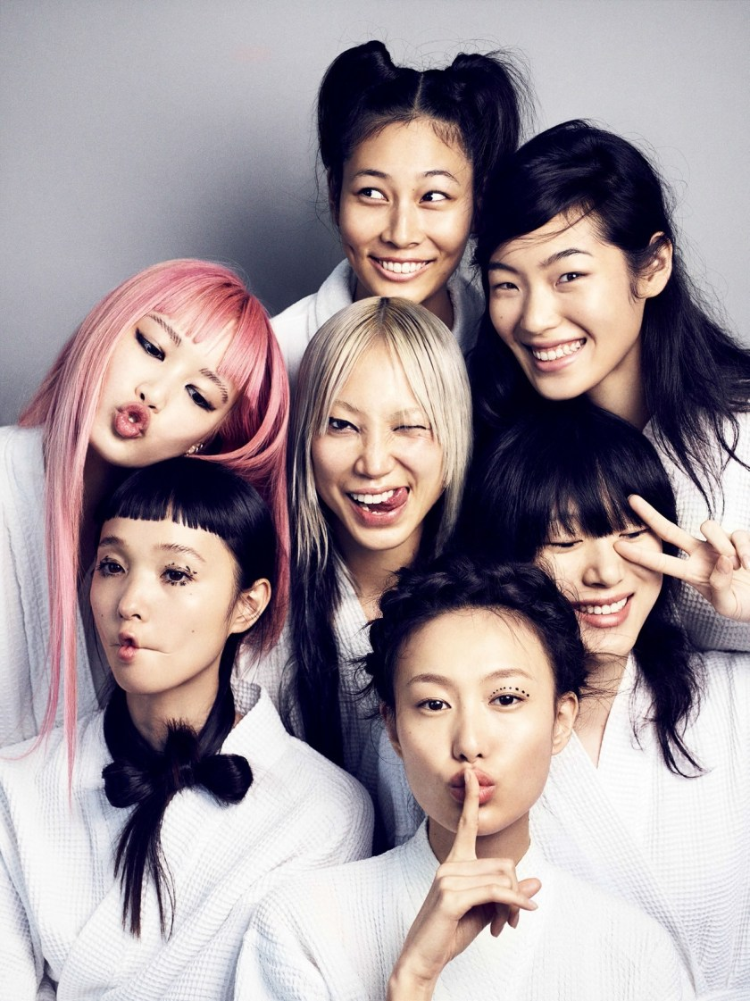 VOGUE JAPAN The Face of Asia by Marcus Ohlsson. Charles Varenne, September 2016, www.imageamplified.com, Image Amplified1