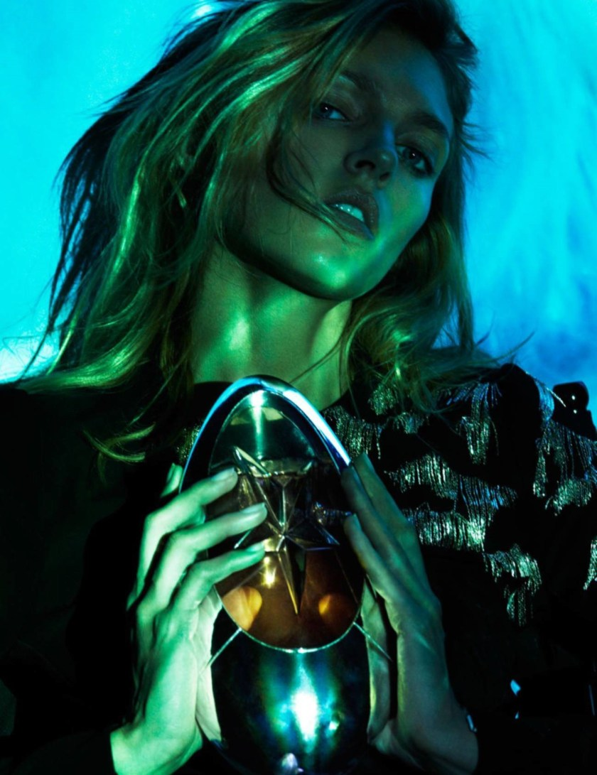 VOGUE PARIS Anja Rubik by Ben Hassett. Celia Azoulay, August 2016, www.imageamplified.com, Image Amplified4