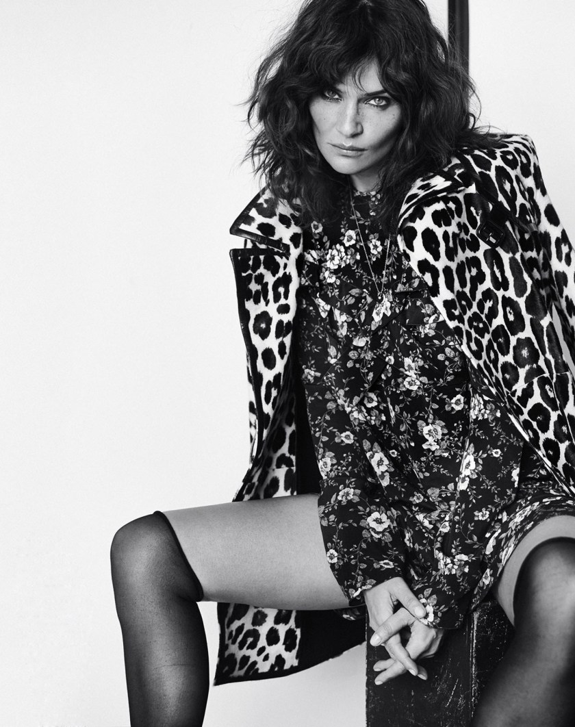 VOGUE PORTUGAL Helena Christensen by An Le. Paul Macedo, September 2016, www.imageamplified.com, Image Amplified4