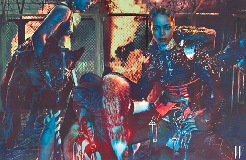 W MAGAZINE Rihanna by Steven Klein. Edward Enninful, September 2016, www.imageamplified.com, Image Amplified (8)