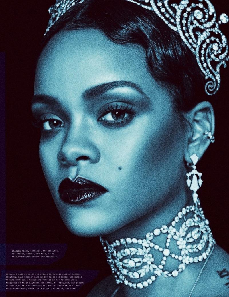 W MAGAZINE Rihanna by Steven Klein. Edward Enninful, September 2016, www.imageamplified.com, Image Amplified (9)