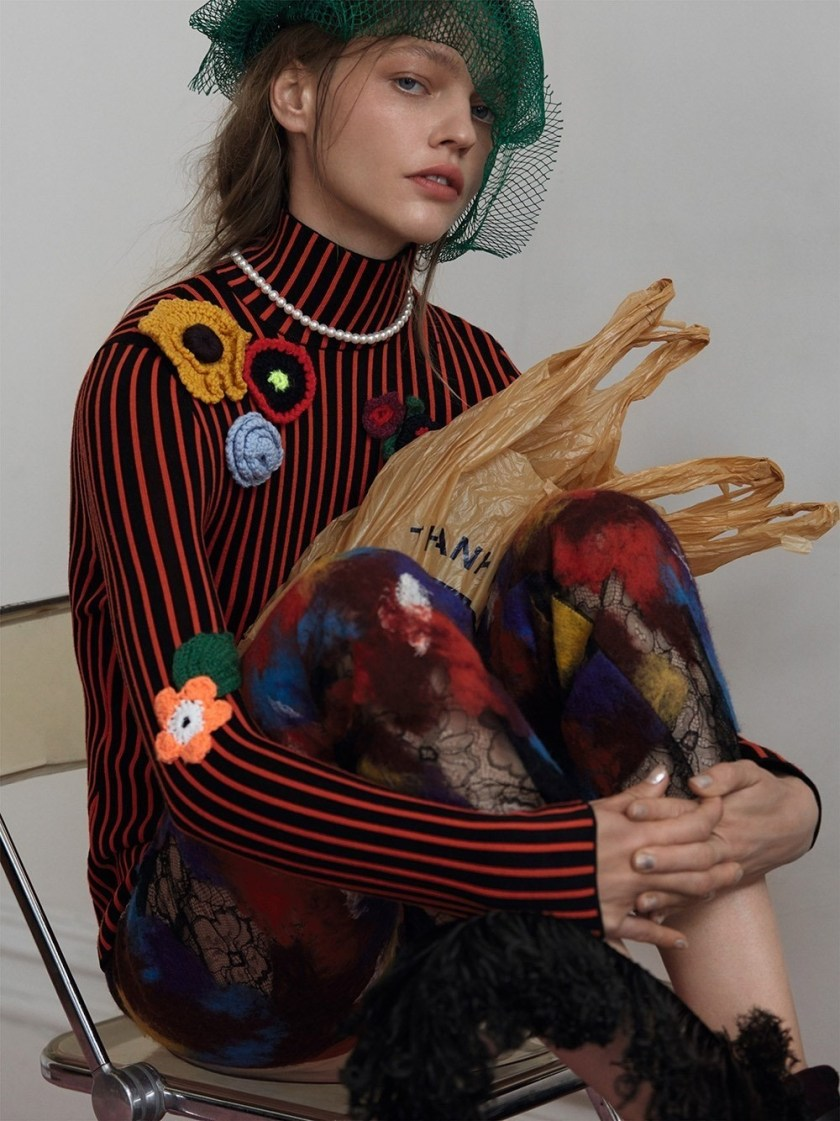 ANOTHER MAGAZINE Sasha Pivovarova by Roe Ethridge. Karen Langley, Fall 2016, www.imageamplified.com, Image Amplified (4)
