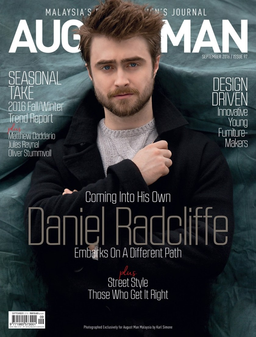 AUGUST MAN MALAYSIA Daniel Radcliffe by Karl Simone. Jenesee Utley, Fall 2016, www.imageamplified.com, image Amplified (16)