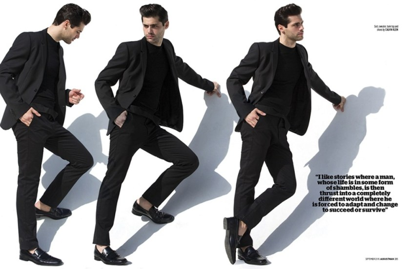 AUGUST MAN MALAYSIA Matthew Daddario by Karl Simone. Jenesee Utley, Fall 2016, www.imageamplified.com, Image Amplified (2)