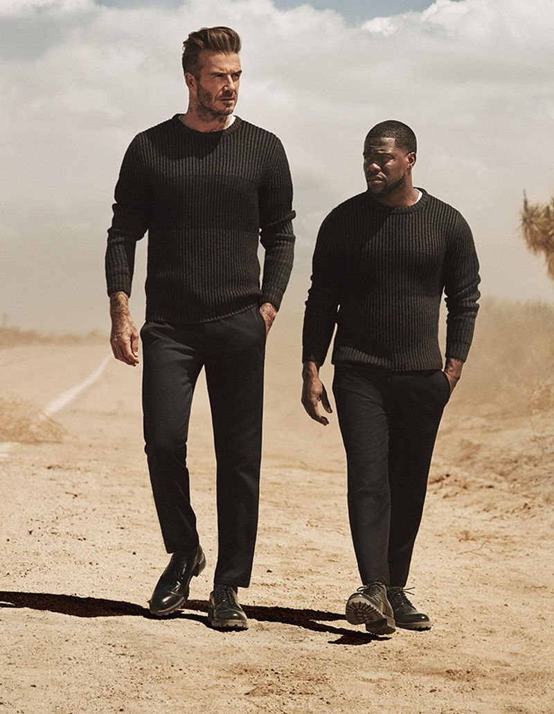 CAMPAIGN David Beckham & Kevin Hart for H&M Modern Essentials 2016. www.imageamplified.com, Image Amplified (1)