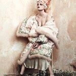 CR FASHION BOOK: Guinevere van Seenus by Bjorn Iooss