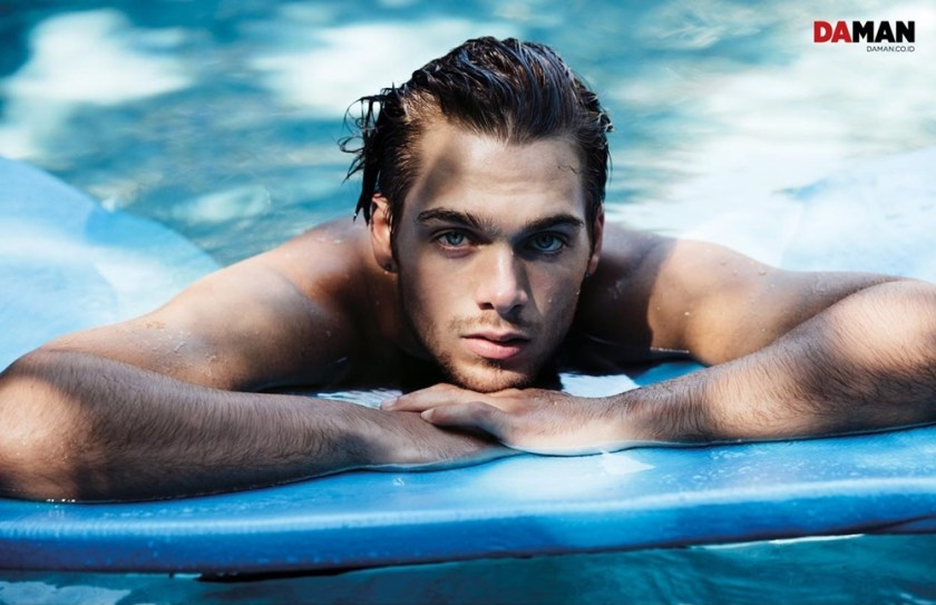 DAMAN MAGAZINE Dylan Sprayberry by Mitchell Nguyen McCormack. Lauren Larocca, Summer 2016, www.imageamplified.com, Image Amplified (2)