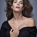 ELLE SPAIN: Stephanie Seymour by Gilles Bensimon
