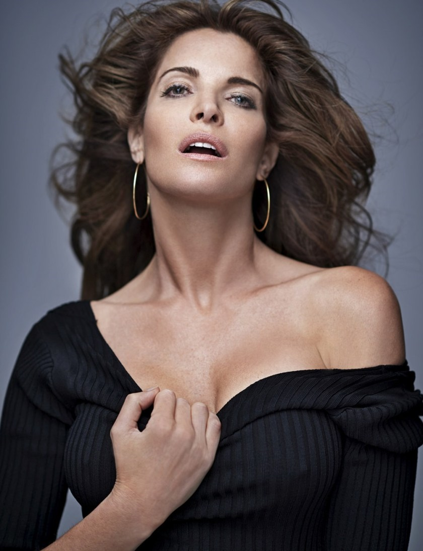 ELLE SPAIN Stephanie Seymour by Gilles Bensimon. Inmaculada Jimenez, October 2016, www.imageamplified.com, Image Amplified (7)