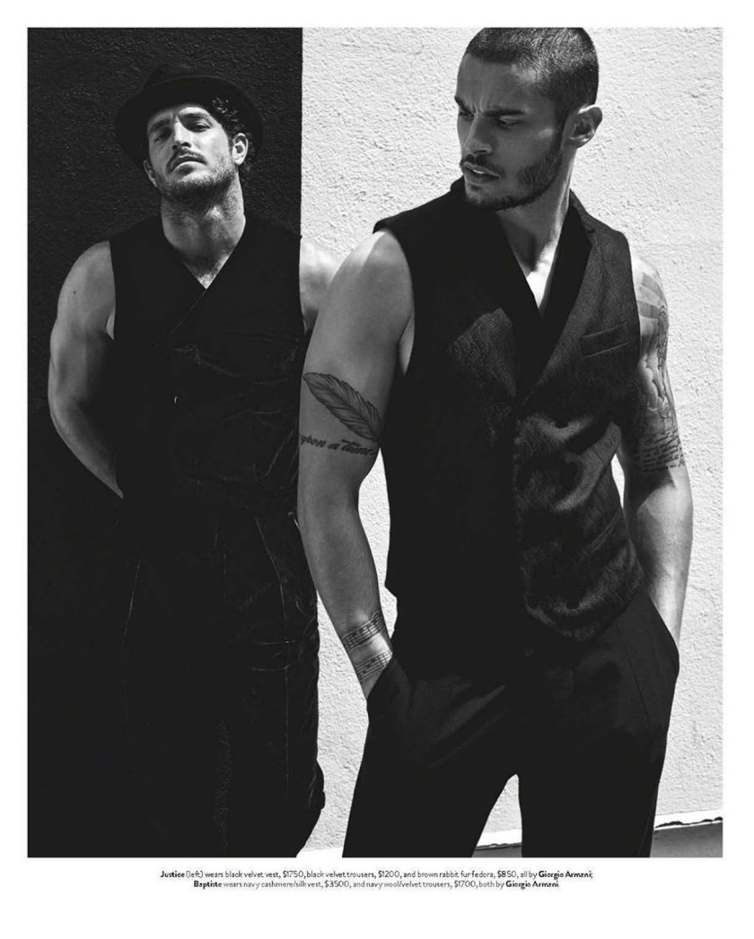 GQ AUSTRALIA Five of a Kind by Mariano Vivanco. Brad Homes, September 2016, www.imageamplified.com, Image Amplified (18)