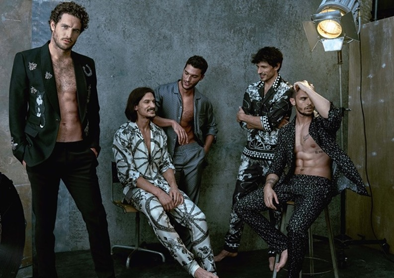 GQ AUSTRALIA Five of a Kind by Mariano Vivanco. Brad Homes, September 2016, www.imageamplified.com, Image Amplified (14)