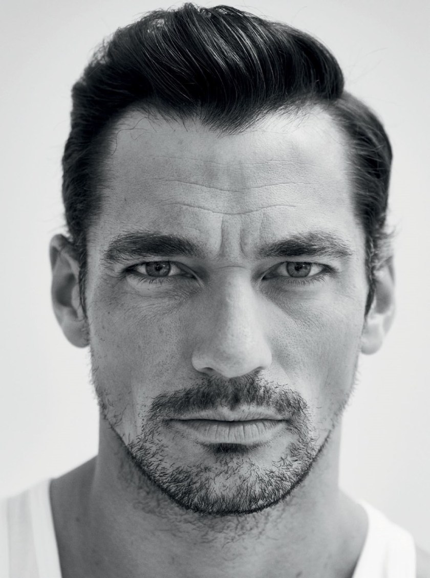GQ TURKEY David Gandy By Koray Birand Image Amplified