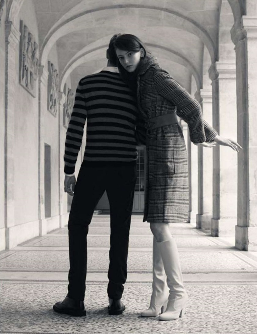 L'EXPRESS STYLES FRANCE Allyson Chalmers & Gabriel-Kane Day-Lewis by Rahel Weiss. Barbara Loison, Fall 2016, www.imageamplified.com, Image amplified (8)