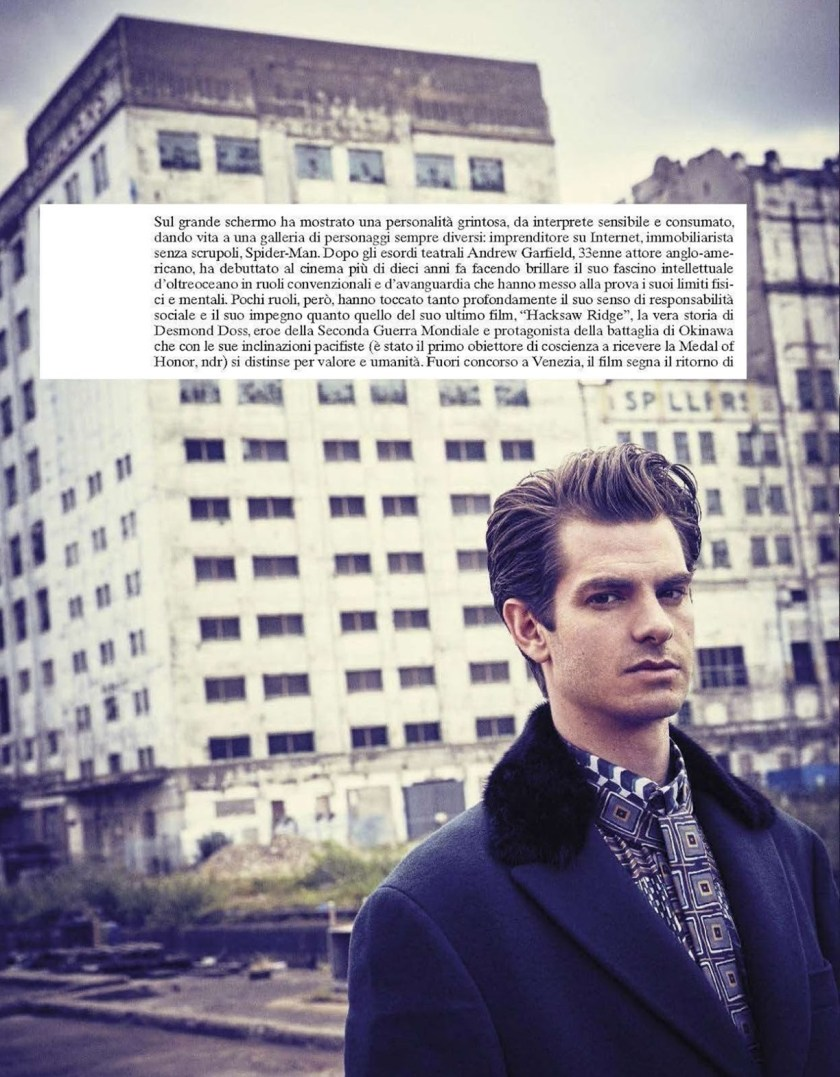 L'UOMO VOGUE Andrew Garfield by Ellen von Unwerth. Rushka Bergman, Fall 2016, www.imageamplified.com, Image Amplified (4)