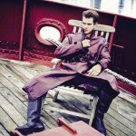 L'UOMO VOGUE: Andrew Garfield by Ellen von Unwerth