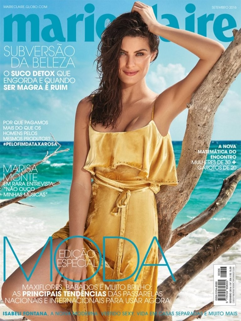 MARIE CLAIRE BRAZIL Isabeli Fontana by Eduardo Rezende. Larissa Lucchese, September 2016, www.imageamplified.com, Image Amplified (1)
