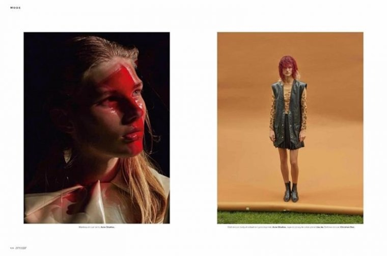 STYLIST MAGAZINE Adela Stenberg & Kasia Struss by Leo Siboni & Suzie Q. Belen Casadevall, September 2016, www.imageamplified.com, Image Amplified (10)