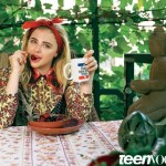 TEEN VOGUE: Chloe Grace Moretz by Bruce Weber