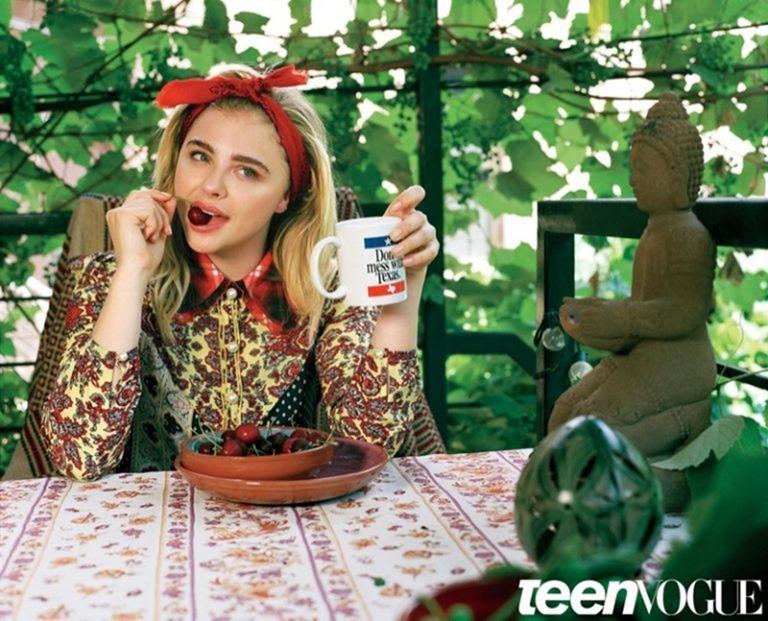 TEEN VOGUE Chloe Grace Moretz by Bruce Weber. November 2016, www.imageamplified.com, Image Amplified (1)