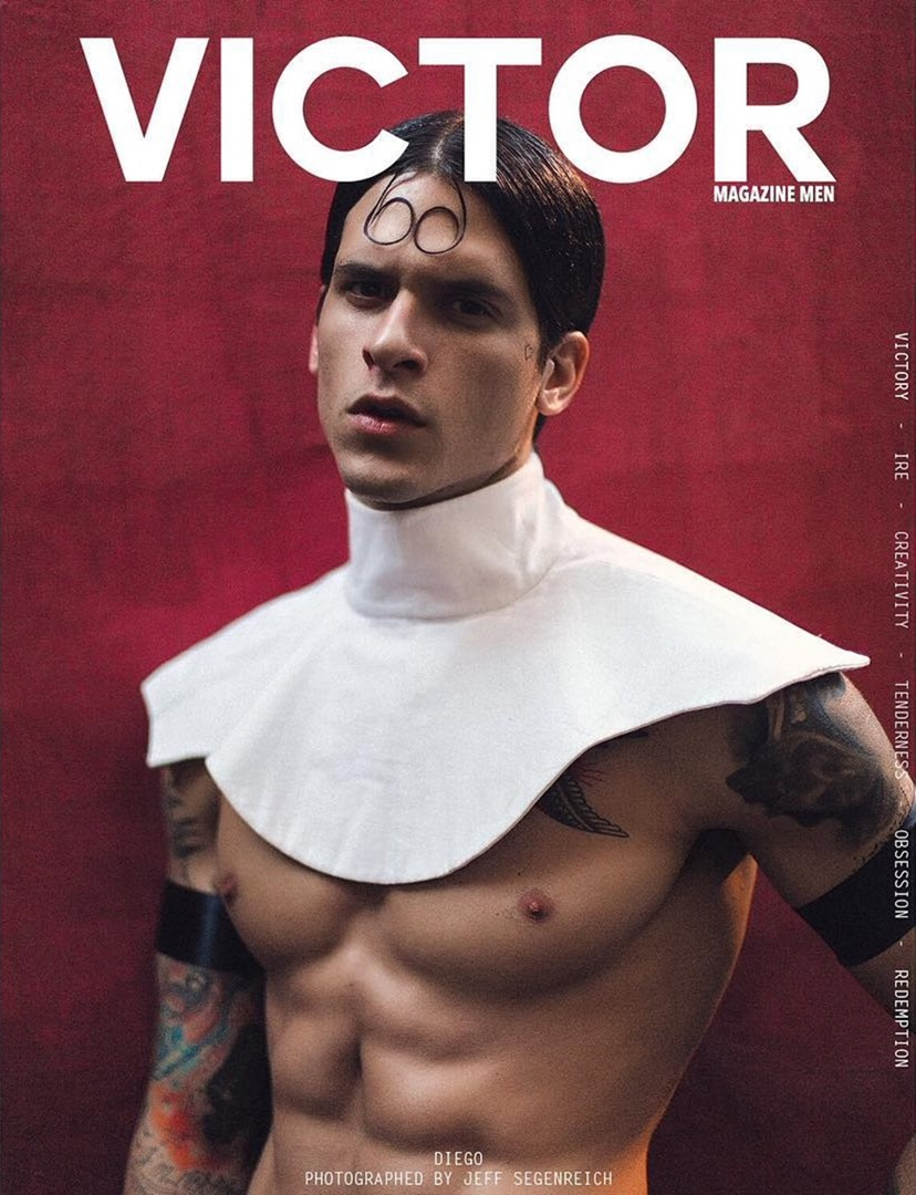 VICTOR MAGAZINE Diego Fragoso by Jeff SEgenreich. Alexandre Dornellas, Fall 2016, www.imageamplified.com, image amplified (1)