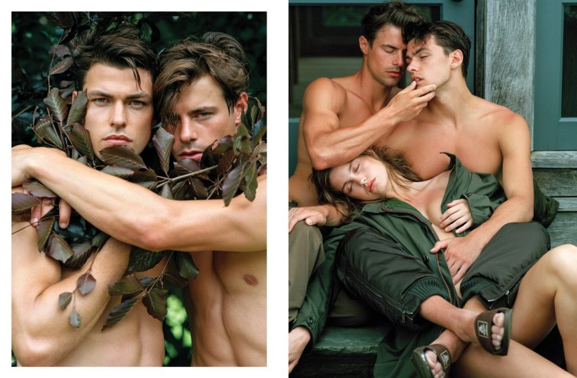 VMAN MAGAZINE Love by Bruce Weber. Paul Cavaco, Fall 2016, www.imageamplified.com, Image Amplified (1)