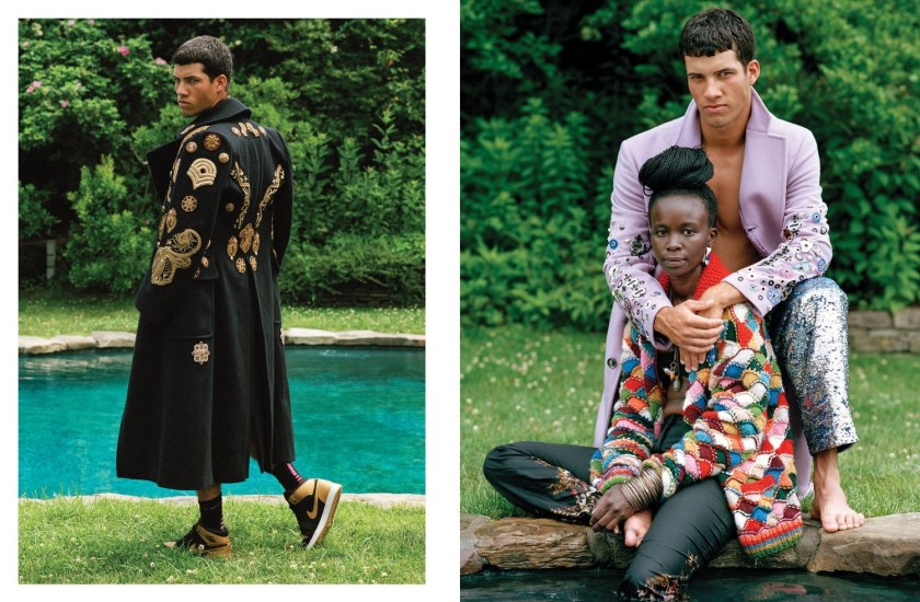VMAN MAGAZINE Love by Bruce Weber. Paul Cavaco, Fall 2016, www.imageamplified.com, Image Amplified (4)