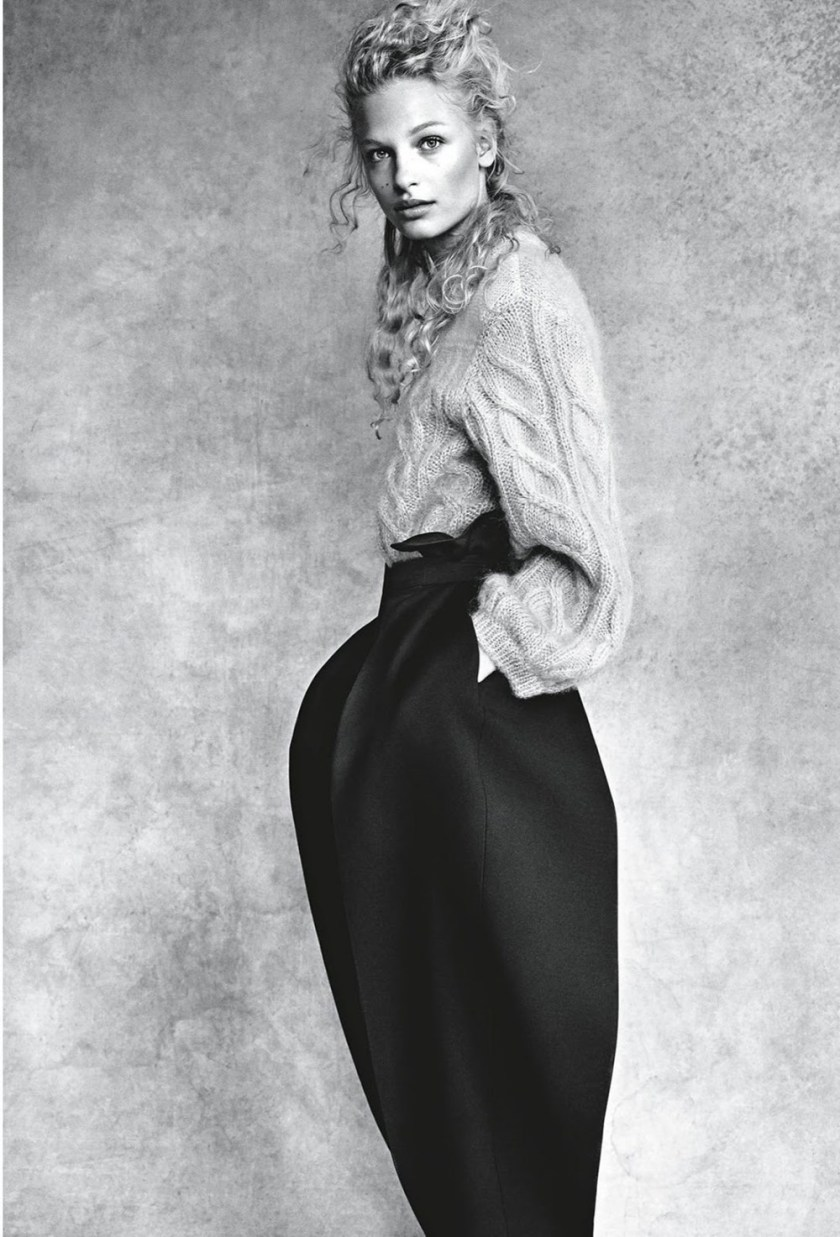 VOGUE AUSTRALIA Frederikke Sofie by Patrick Demarchelier. Sarajane Hoare, September 2016, www.imageamplified.com, Image Amplified (5)