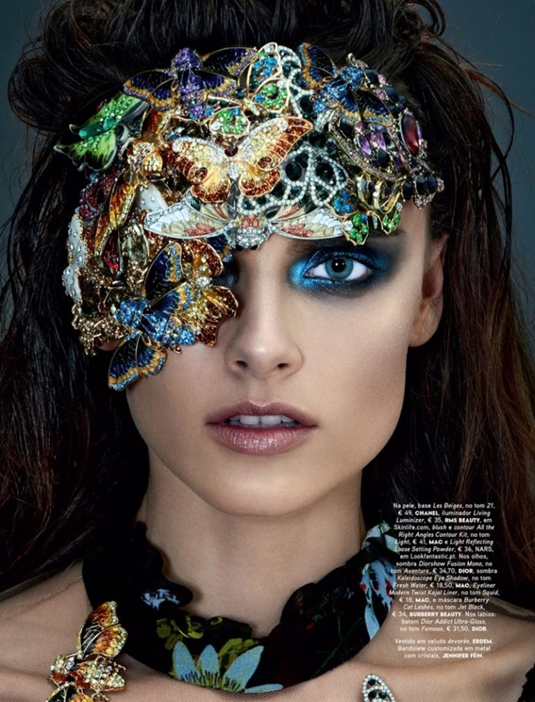 VOGUE PORTUGAL Zuzana Gregorova by Jamie Nelson. Melaney Oldenhof, September 2016, www.imageamplified.com, Image Amplified (5)
