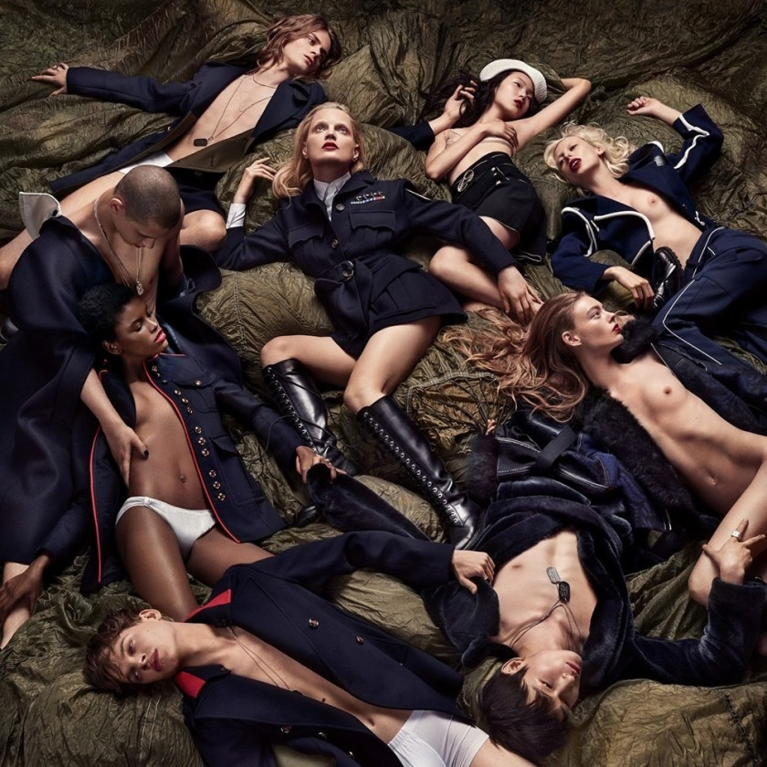 W MAGAZINE Make Love Not War by Craig McDean. Edward Enninful, October 2016, www.imageamplified.com, Image Amplified (2)