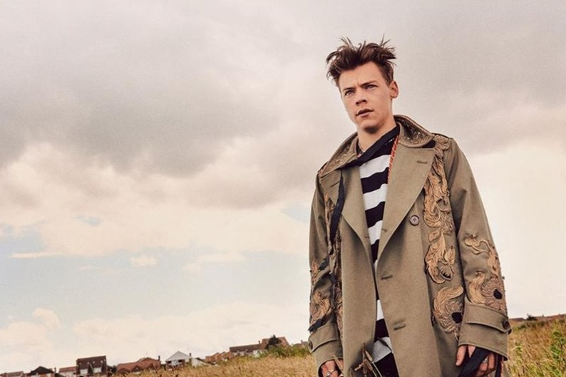 ANOTHER MAN MAGAZINE Harry Styles by Ryan McGinley. Fall 2016, www.imageamplified.com, Image Amplified3