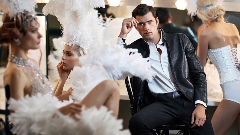 CAMPAIGN Sean O'Pry for Vicutu Fall 2016 by Jun Liu. www.imageamplified.com, Image Amplified1