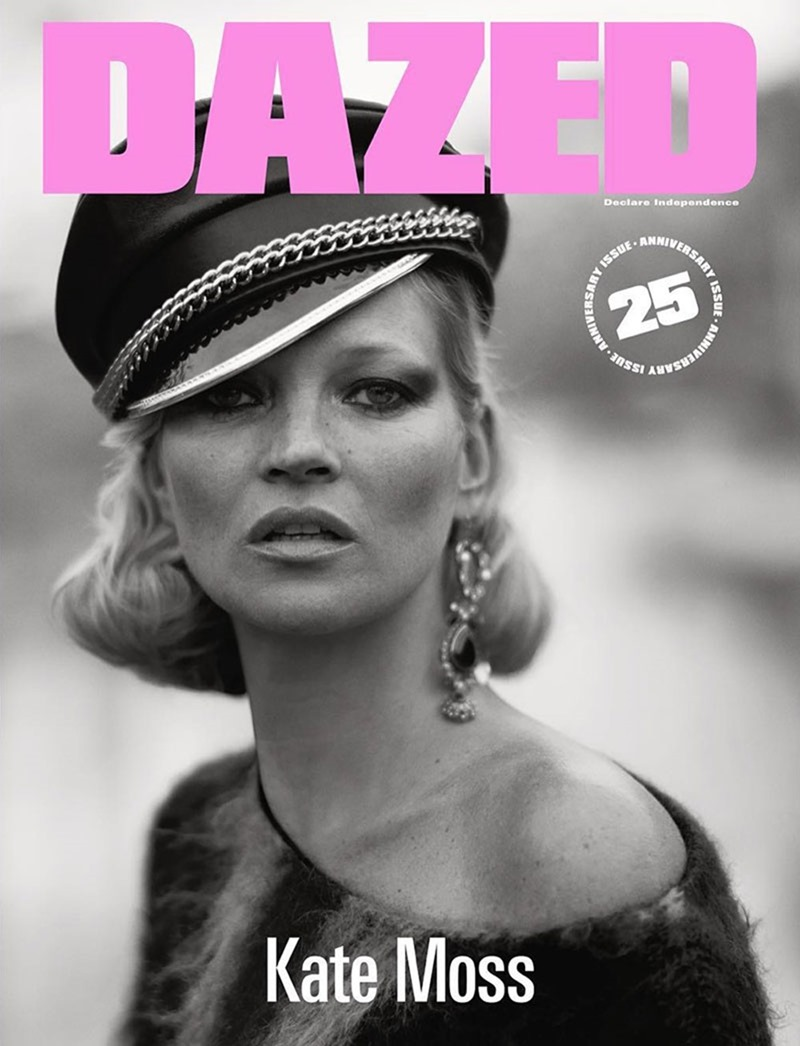 DAZED MAGAZINE Kate Moss by Ethan James Green. Alister Mackie, Fall 2016, www.imageamplified.com, Image Amplified1