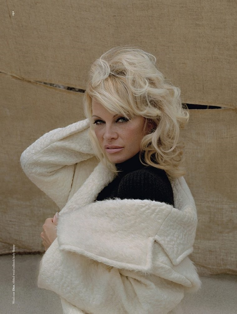 DAZED MAGAZINE Pamela Anderson by Zoe Ghertner. Emma Wyman, Fall 2016, www.imageamplified.com, Image Amplified (6)