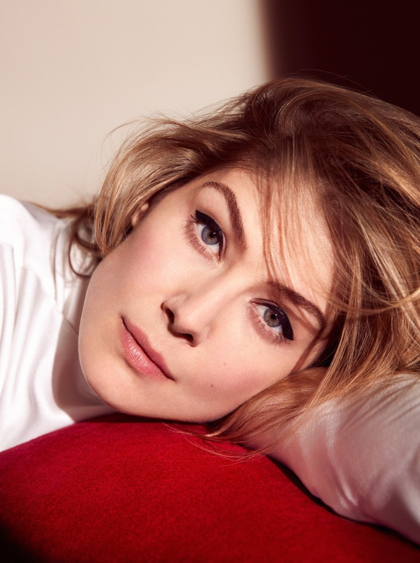 DIOR MAGAZINE Rosamund Pike by Camilla Akrans. Martine de Menthon, Fall 2016, www.imageamplified.com, Image Amplified1
