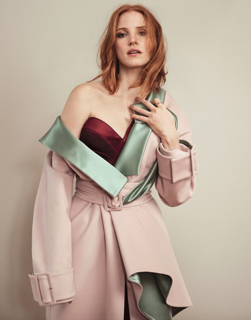 ELLE FRANCE Jessica Chastain by VanMossevelde   N. Barbara Loison, October 2016, www.imageamplified.com, Image Amplified (4)