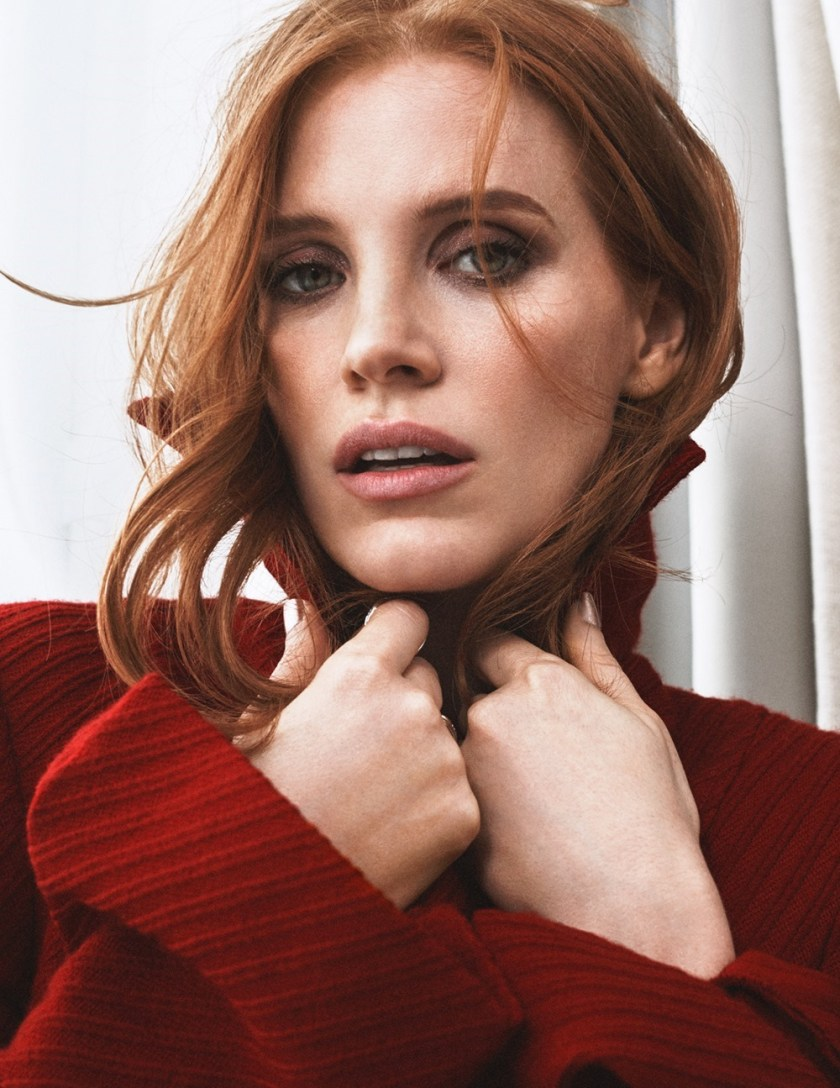 ELLE FRANCE Jessica Chastain by VanMossevelde   N. Barbara Loison, October 2016, www.imageamplified.com, Image Amplified (6)