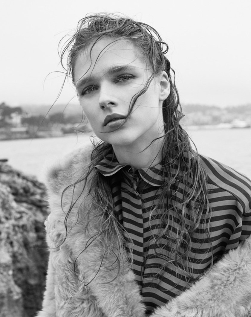 ELLE RUSSIA Beegee Margenyte by Kerry Hallihan. Anna Artamonova, November 2016, www.imageamplified.com, Image Amplified5